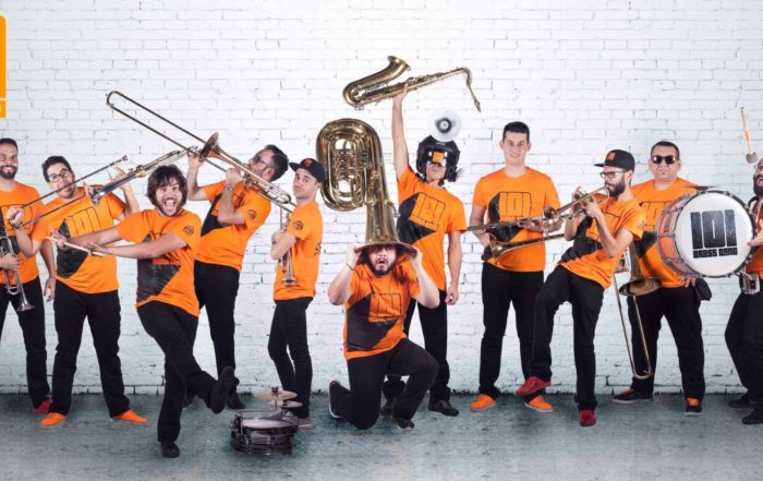 Encuentro Big Band Canarias | 101 Brass Band